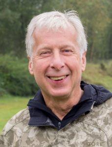 Peter von Meijenfeldt, master instructeur INWA